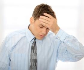 Боль в лобной части головы и глазах возможна также при токсическом отравлении