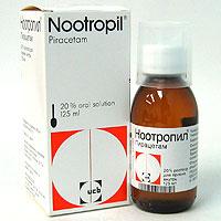 Прием Ноотропила теоретически неопасен для всех категорий пациентов