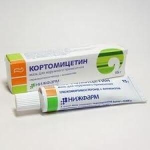 Кортомицетин назначается в случае аллергических воспалений кожного покрова