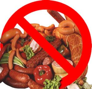 Строжайшая диета - главное оружие в борьбе против язвенной болезни