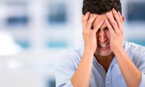 Ученные считают, что скрип зубов появляется  в результате стресса или душевных переживаний