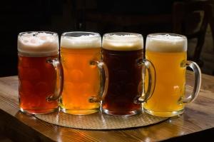 Ученые советуют употреюлять пиво темных сортов