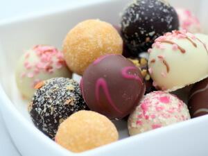 Умеренное употребление конфет не принесет вреда вашему здоровью