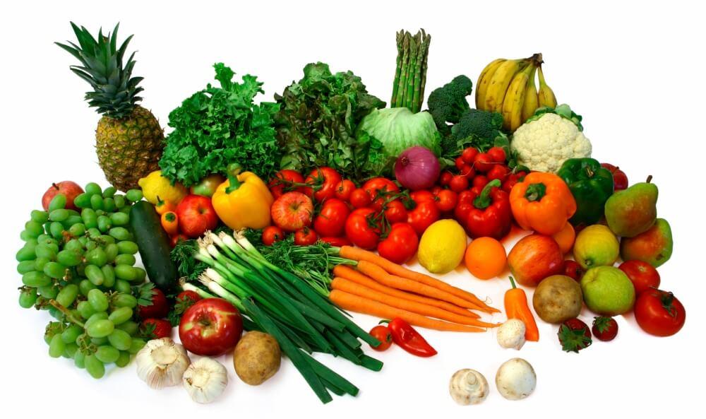 В чем содержится железо: список полезных продуктов