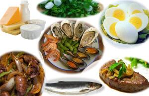 Восполнить дефицит железа поможет употребление определенных продуктов