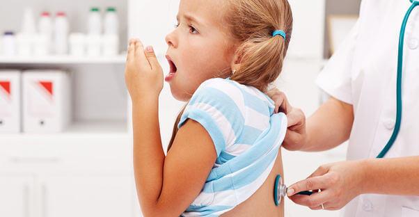 Эффективные лекарства от сухого кашля у детей