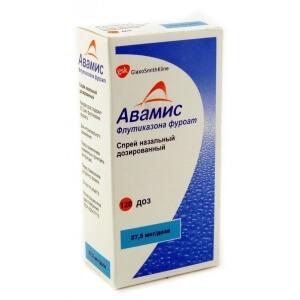Состав препарата Авамис: показания и противопоказания