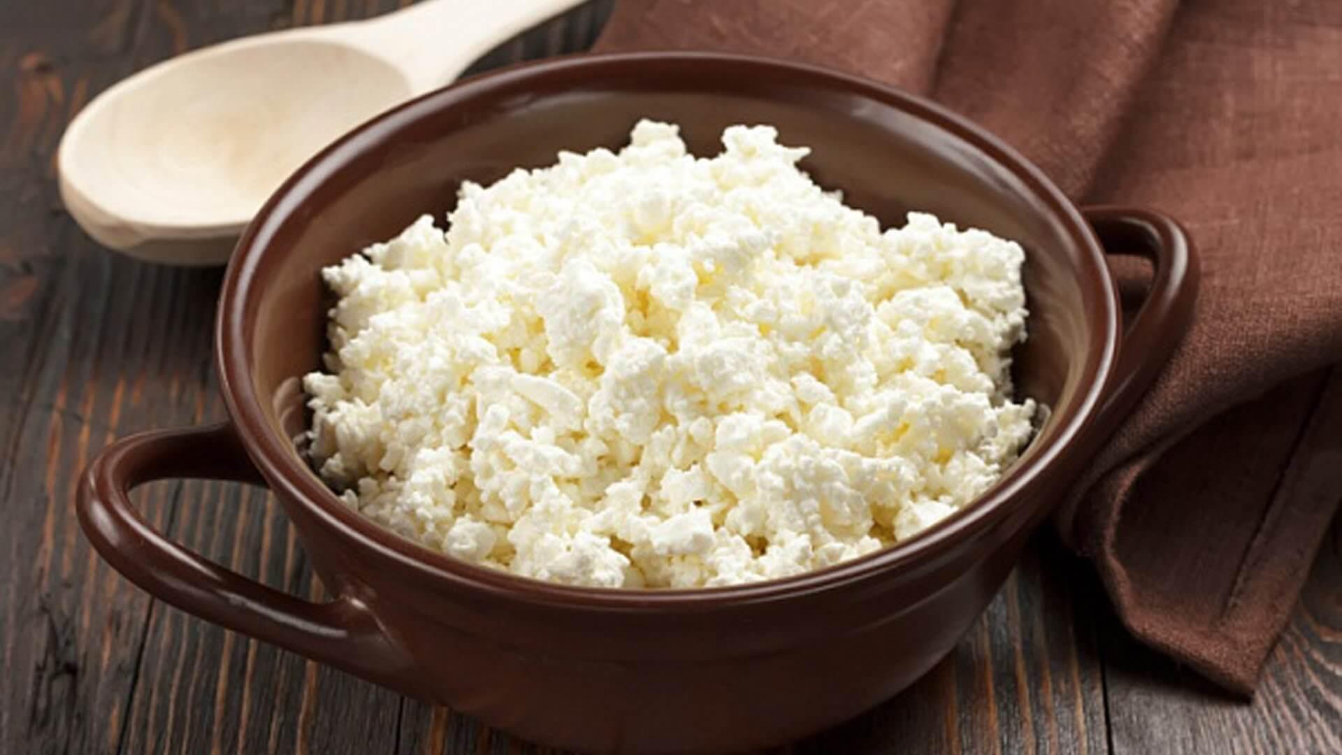 Творог: содержание белков, жиров и углеводов