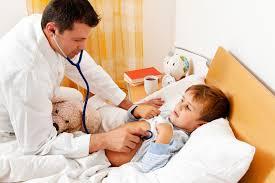 Пневмонию у детей очень важно своевременно диагностировать и начинать лечить