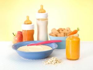 Питание годовалого ребенка должно быть сбалансированным