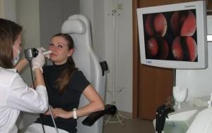 Вазотомию применяют при лечении вазомоторного ринита