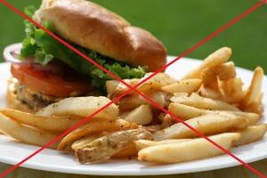 Множество продуктов может стать причиной заболевания