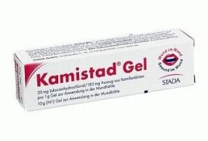 Камистад - противовоспалительный и обезболивающий препарат