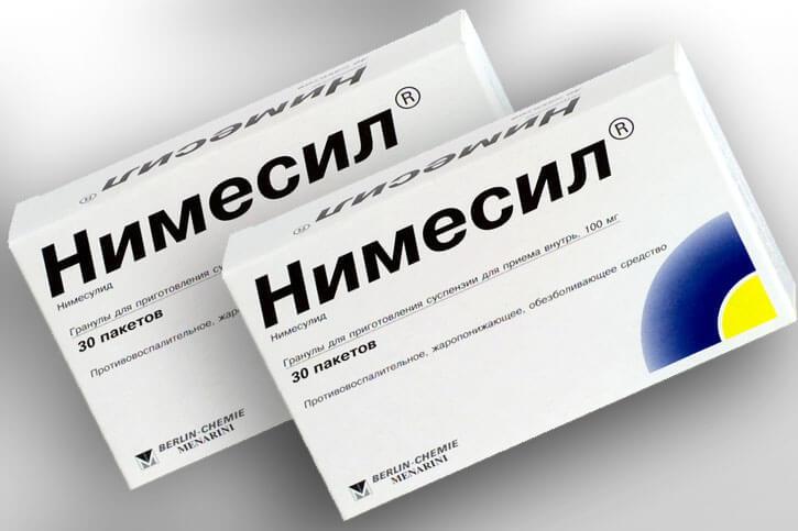 Современный препарат Нимесил: побочные эффекты, показания к приему, инструкция