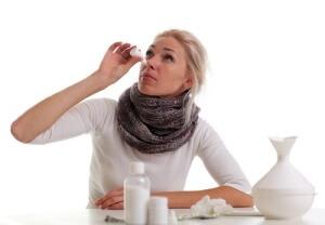 Способ лечения насморка зависит от причины его появления