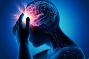 Причина недуга - нарушение мозгового кровообращения