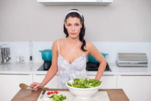 Пересмотрите рацион питания