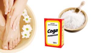 Содовые ванны для ног: лучшие рецепты для красоты и здоровья
