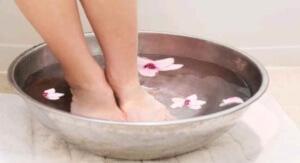 Содовые ванны - положительный эффект в косметологии