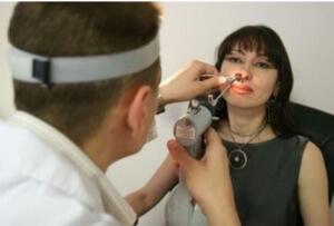 Гайморит - воспаление придаточных пазух носа