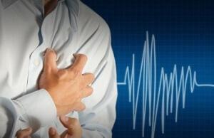 Основной симптом тахикардии - учащенное сердцебиение