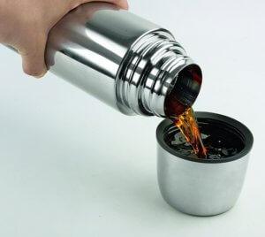 Овес для лечения можно заварить в термосе