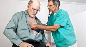 Пневмоторакс - повышение давления внутри грудной клетки