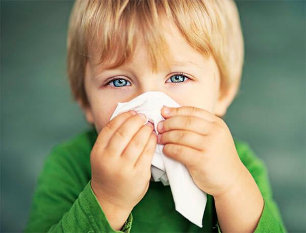 Вазомоторный ринит у детей: лечение и профилактика недуга