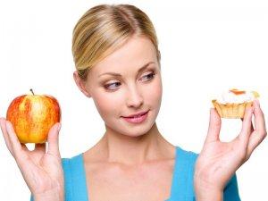 Правильное питание - залог стройной фигуры