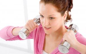 Активный образ жизни является залогом успешного похудения