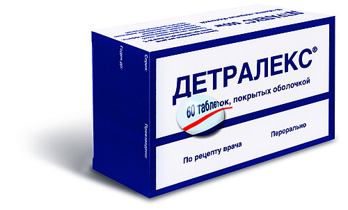 Таблетки от геморроя Детралекс: отзывы