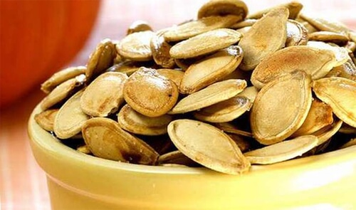 Польза и вред от жаренных тыквенных семечек