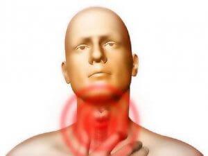 Боль в горле - сигнал о патологии