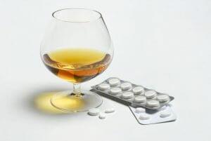 Престариум и алкоголь - не совместимы