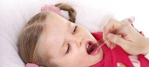 Боль в горле у ребенка - повод поспешить к врачу