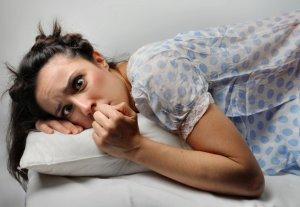 Неприятные ощущения во время сна у беременных