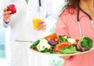 Соблюдение диеты - составная часть терапии заболевания