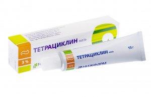 Эффективное использование тетрациклиновых антибиотиков