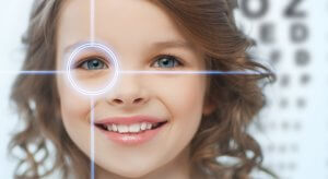 Операция на глаза при косоглазии