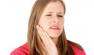 Флюс в области верхней челюсти
