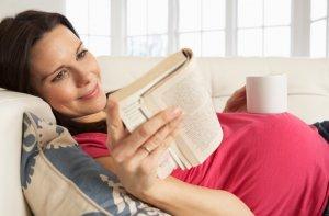 Развитие во время беременности миопии слабой степени