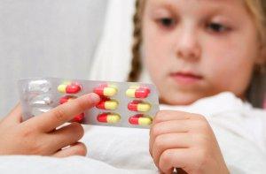 Как часто можно пить антибиотики детям: курс лечения и метод введения