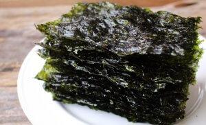 Вред водоросли нори