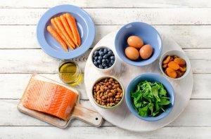 Питание при высоком внутриглазном давлении