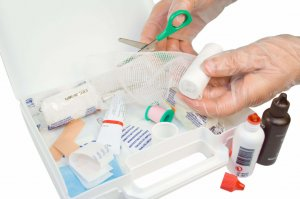 Комплектация аптечки скорой помощи